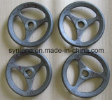 Grey Iron Casting Hand Wheel with CNC Machining