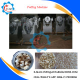 Heat by Gas or Electric Puffed Rice Making Machine
