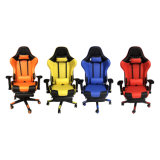 New Design High-Back Swivel Gaming Chair with 2D Armrest
