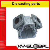 Professional Production Die Casting Part LED Housing Mount