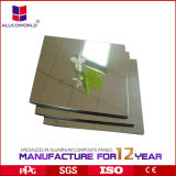 Mirror Finish ACP Sheet Aluminum Composite Panel