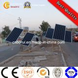 2016 High Power New Design Solar Power Energy Street Light Pole