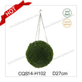 11'' Factory Plastic Artificial Christmas Decoration Wall Art