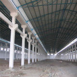 High Strength Steel Structures for Workshop with Crane (LTB-080)