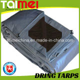 High Quality D-Ring Tarps/PE Tarps with D-Rings