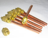 1/4 Copper Made Charging Valve for Refrigeration