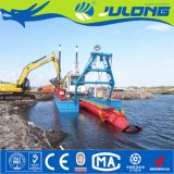 Julong Portable Cutter Suction Dredger with Water Flow 2000m3/H