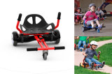 2016 Htomt Adjustable Seat Hoverkart for Two Wheels Self Balance Scooter Hoverboard Go Kart Sitting Chair