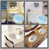 High Quality Toilet Hand Basin Made in China Sanitary Ware (SN007)