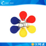 Custom ABS RFID Keyfob/ NFC Key Fob/Number Keychain for Hotel