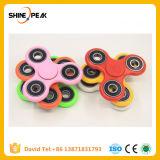 Wholesale Popular ABS Plastic EDC Tri Desk Fidget Spinner Toy
