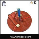 Silicone Coated Fiberglass Sleeve for Wire