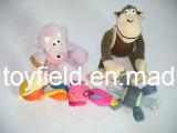 Dog Toy Plush Pet Stuffed Animals Ball Pet Toy