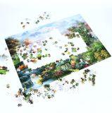 Customized Wholesale Paper 500 PCS Puzzle Printing Box Set Children's Jigsaw Puzzle