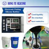 2021 Tin Cure 15shorea Liquid Silicone Potting Glue for Electric Transformer Box