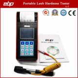 Portable Digital Rebound Leeb Hardness Testing Machine with Printer