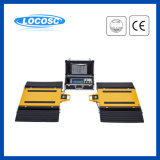 5t 10t 20t Reversible Ramp Digital Wireless Axle Truck Weighing Scale