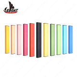 Wholesale Custom 500puffs 1.2ml Cotton Struture Disposable Electronic Cigarette