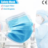 Cheap Disposable 3-Ply Protective Face Mask for Dust Protection