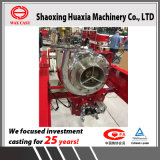 Lost Wax Casting Investment Casting Silica Sol Casting Ss Volute Fire Fighting Equipment