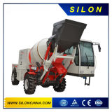 China Cheap Concrete Mixer Truck with The Good Price and Popualr in Algeria