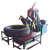 Waste Tire Strip Cutter for Tire Recycling