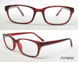 Red Stripe Best Quality Cp Injection Eyeglasses for Kids