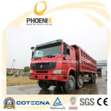 Used HOWO Dump Truck Tipper 371 HP 8X4 with Excellent Quality and Best Price