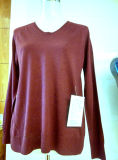 Ladies′ Cashmere Sweater, Fashion Clothing
