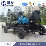 Super Quality! Bq, Nq, Hq, Pq Wireline Drilling Rig Hf-42A Core Drilling Machine