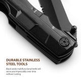 Hot Selling Outdoor Multi Functional Stainless Steel Knife Multi Tool Plier
