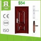 Factory Manufacturer Steel Security Door Standard Size