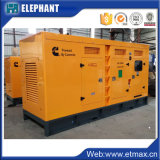 220kw 275kVA Cummins Silent Generator Set in China