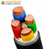 Factory Price 0.6/1kv Copper or Aluminum Conductor XLPE Insulated Electric Power Cable