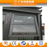 Metal Frame Window of Aluminium Anwing Window for Ventilation