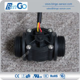 G1′′ Rate 1-60L/Min Plastic Water Flow Sensor, Low Price Flow Sensor for Drinking Water