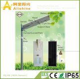 60W 5 Years Warranty Itegrated LED Solar Power Lamp with Short Delivery Time From Alishine