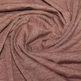 140GSM Polyester/Linen Jersey for Garment Fabric