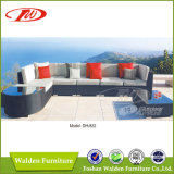Rattan Furniture Outdoor Lounger Sofa (DH-822)