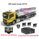 Car DVR and Mobile DVR Systems/Efficient 4 Channel Advanced Mobile Digital Video Recorder with GPS Positioning