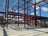 Prefabricated Steel Construction Warehouse -Ce ISO SGS BV Certificate