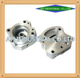 CNC Machining Parts Aluminum Forged Welding Parts Machining Parts