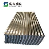 PPGI/PPGL Corrugated Prepainted Steel Color Roofing Sheet