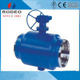 5% off Full Welded Body Industrial Carbon Stainless Steel Ball Valve
