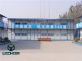 Modular House Fiber Glass Wool Insulation Anti Fire Prefab House Construction Site Work Dorm