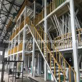 100tons of Wheat Flour Mill Machine Plant Turn-Key Project