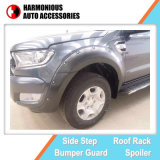 Modified Wheel Arch Fender Flares for Ford Ranger 2015