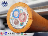 New Supply 3*35mm2 +1*16mm2 Mining Cable Epr Insulation Neoprene Sheath Made in China
