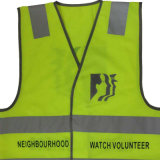 Working Safety Reflective Vest with Class 2 Reflective Tape