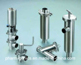 Sanitary Ss 304/316L Clamped Type Filter for Pharmaceutical Equipment